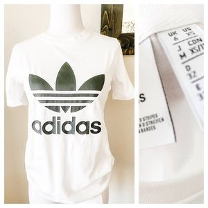Adidas Trefoil Tee from Urban Outfitters